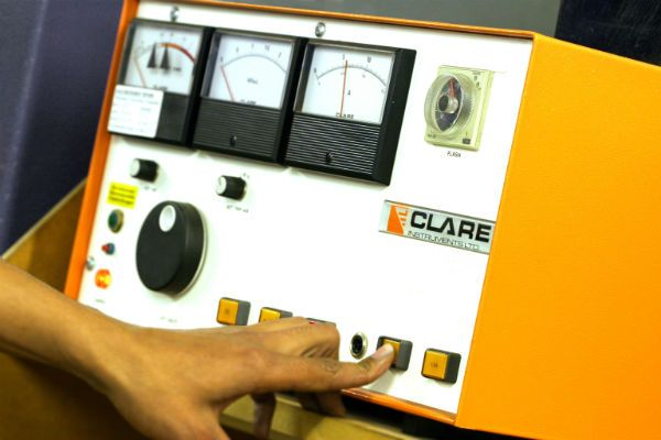 Electrical Testing - Plastic components